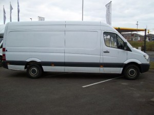 Sprinter length photo